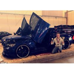 Robin Söderstjernas BMW A-traktor