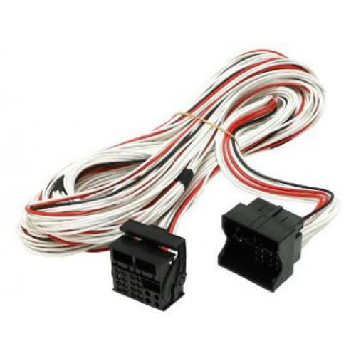 Quadlock Power & speaker extension cable 5m
