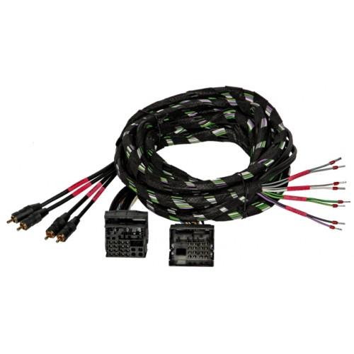 Gladen Plug & Play  QL 2-CH 2,5M