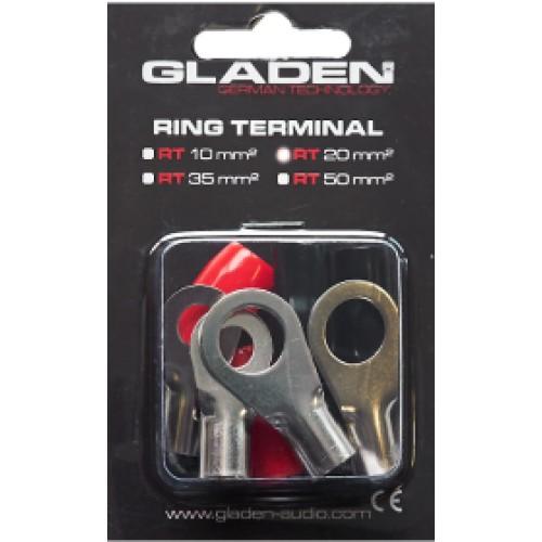 Gladen z-t-r 10mm² Ringkabelskor
