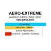 Gladen Aero-Extreme dämpmatta