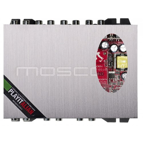 Mosconi DSP 6to8v8