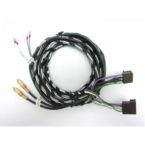 Gladen Plug & Play ISO 2-CH 5M